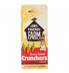 Tiny Friends Farm - Russel Rabbit Mega Crunchies