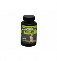 Komodo Supplement Advanced Nutri-cal for Reptiles and Amphibians - 150g