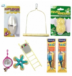 Budgie Treat Bundle Set