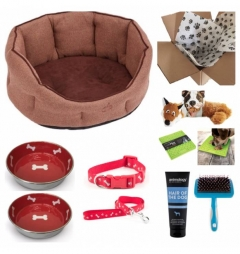 Complete Luxury Starter Kit for Small Dog/Puppy - Kensington