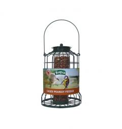 Supa Wild Bird Caged Peanut Feeder - Squirrel Proof