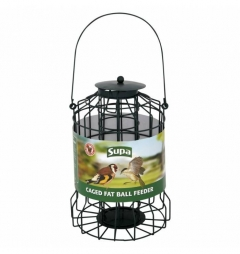 Supa Wild Bird Caged FatBall Feeder - Squirrel Proof