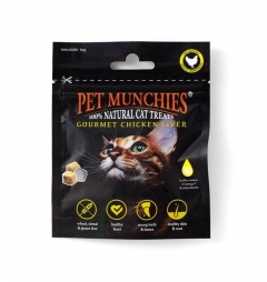 Pet Munchies Cat treats - Chicken & Liver