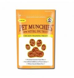 Pet Munchies Dog Training Treats Chicken 50G