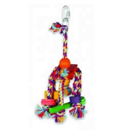 The Bird House Fiesta Bird Toy