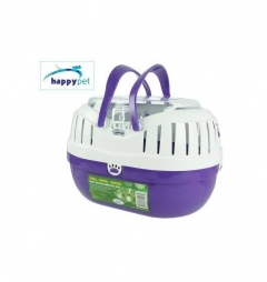 Happypet Small Animal Carrier - Purple
