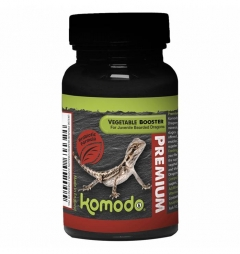Komodo Supplement : Vegetable Booster for Juvenile Bearded Dragons