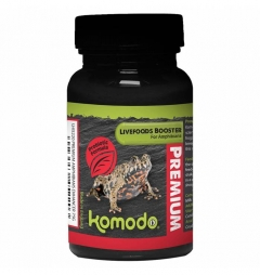 Komodo Supplement : Livefoods Booster for Amphibians
