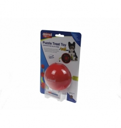 Animal Instincts Puzzla Treat Toy Ball Medium