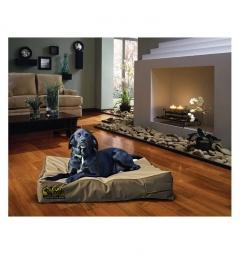 Dog Doza Waterproof Mattress Bed - Beige