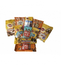 *SPECIAL PROMOTION* Pet Treats Bundle 10 items for Larger Dogs