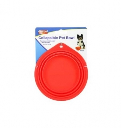 Animal Instincts Collapsible Water Bowl 0.5ltr