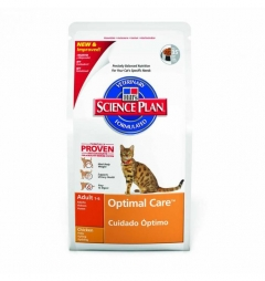 Hill's Science Plan™ Feline Adult Optimal Care™ with Lamb