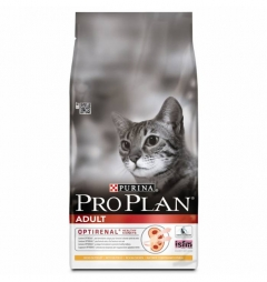 Purina Pro Plan Adult Dry Cat Food - Chicken and Rice