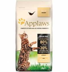 Applaws Complete Dry Cat Food - Chicken