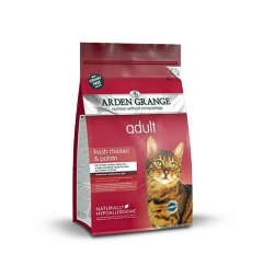 Arden Grange Grain Free Adult Cat Dry Food Chicken and Potato