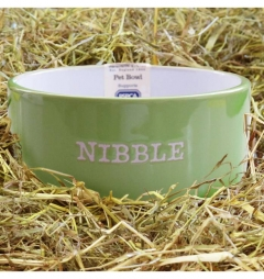 NIBBLE Rabbit, Guinea Pig, Ferret Food Bowl